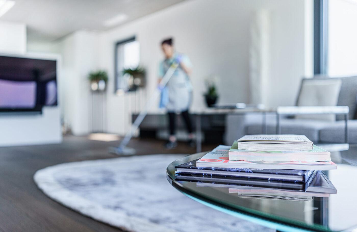 Wohnungsreinigung Clean Service